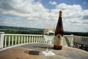 Vineyard View Traminette Wine