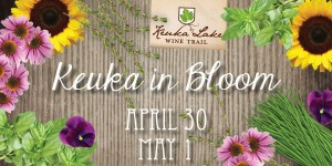 Keuka in Bloom Event