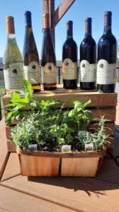 Wine and Herbs Package